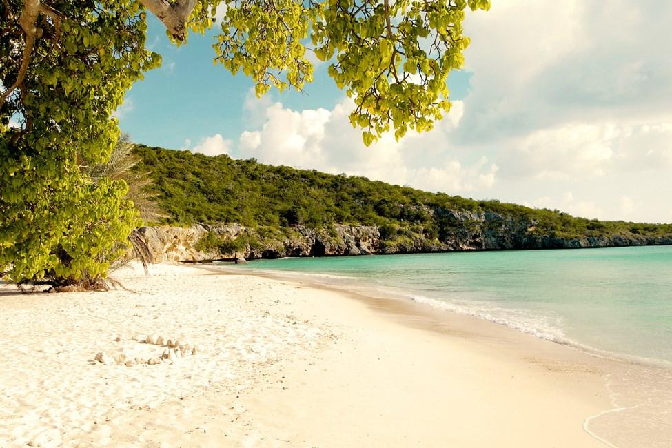 Cas Abao Beach på Curaçao