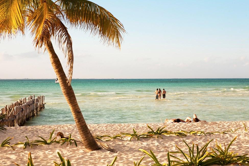 Isla Mujeres i Mexiko