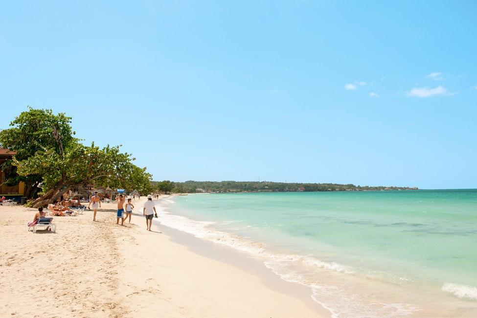 Negril i Jamaica