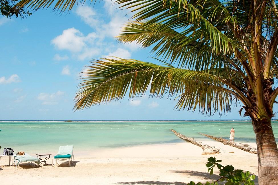Montego Bay i Jamaica