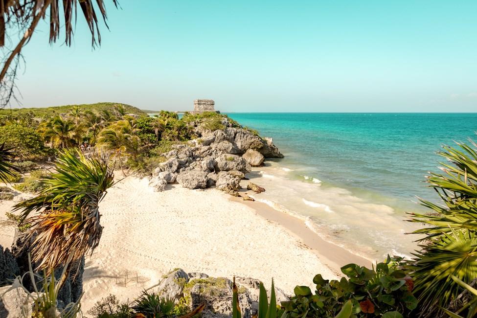 Tulum i Mexiko