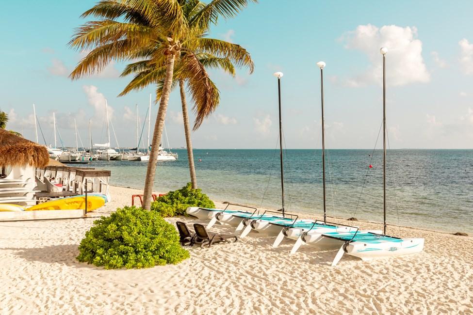 Cancún i Mexiko