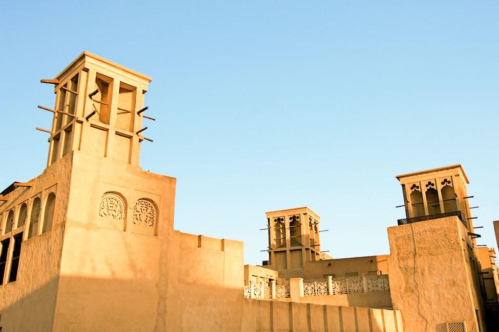 Al Bastakiya, Bur Dubai