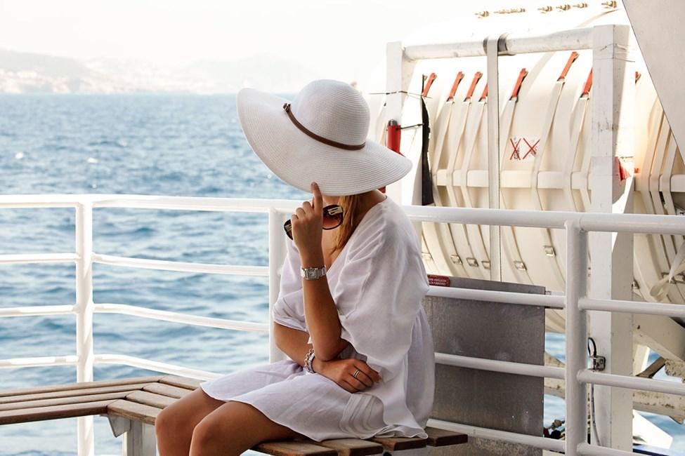 Färja från Ibiza stad till Formentera