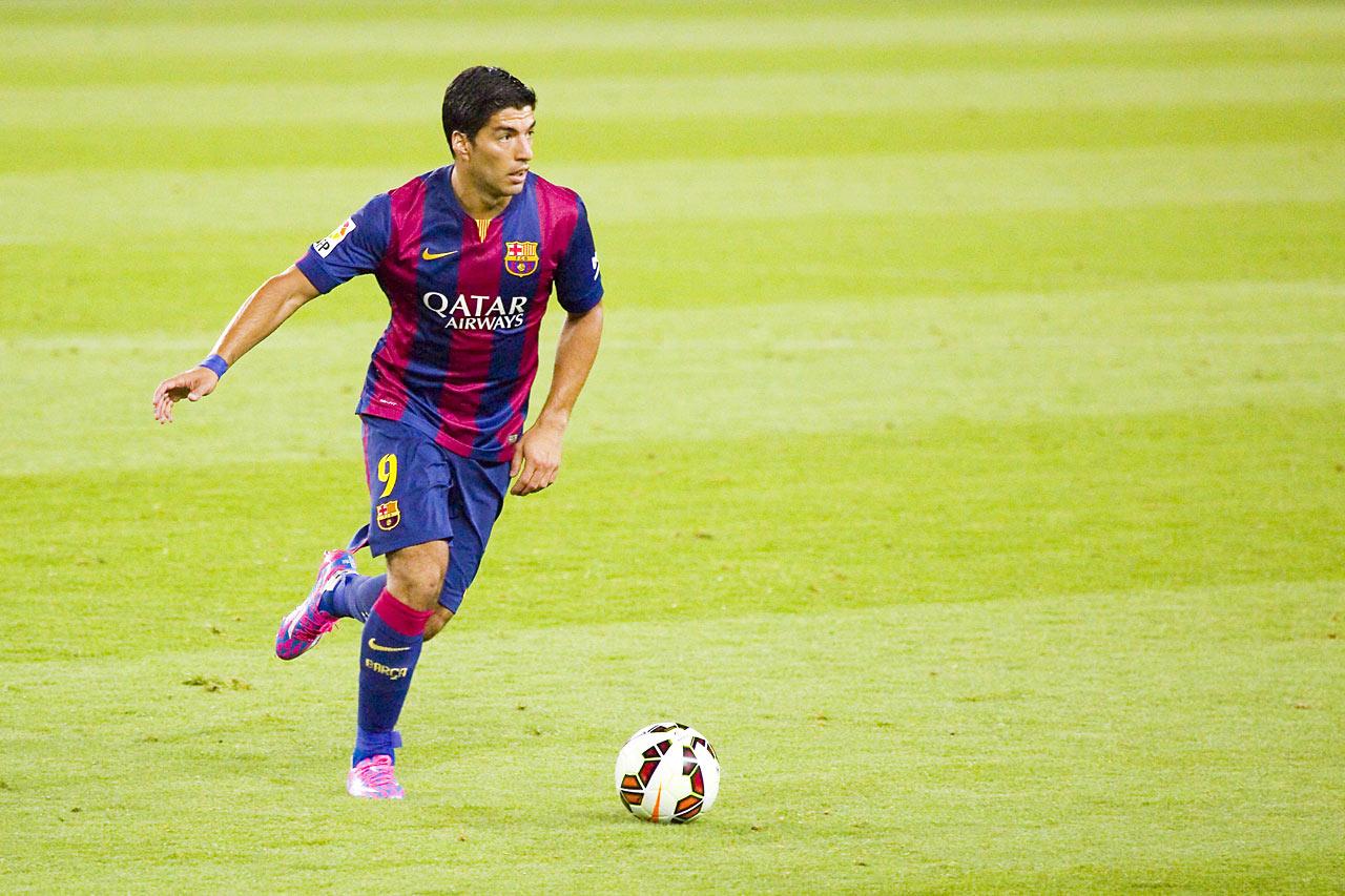 Fotbollsresa Till Barcelona