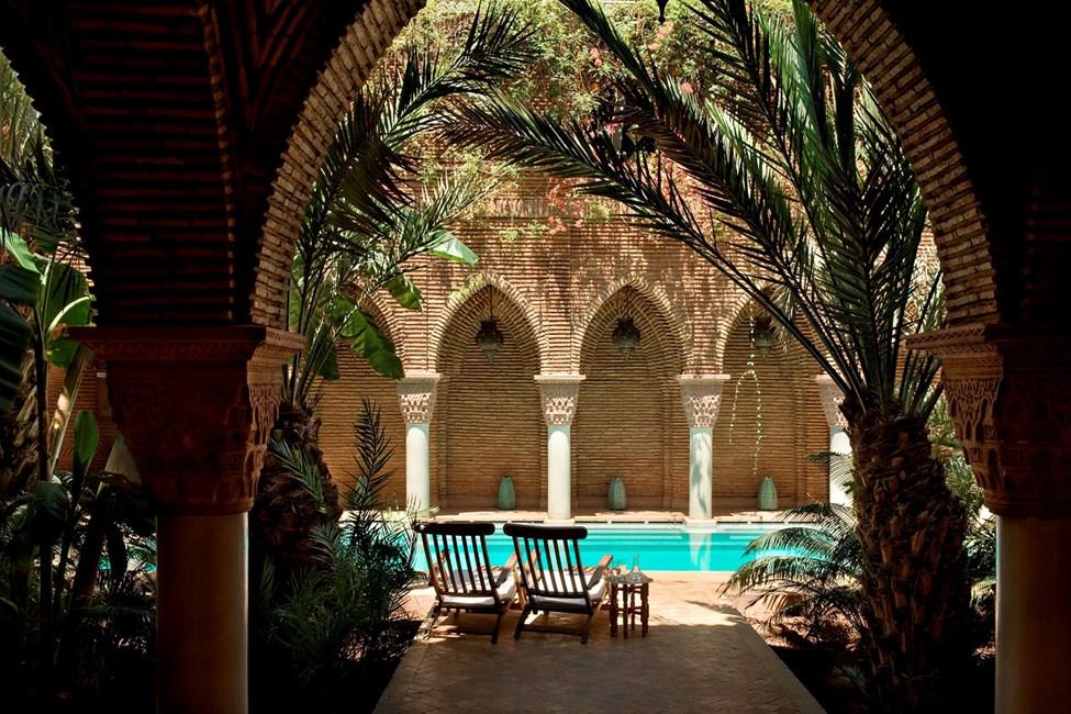 Vings Top Selection-hotell La Sultana Marrakech