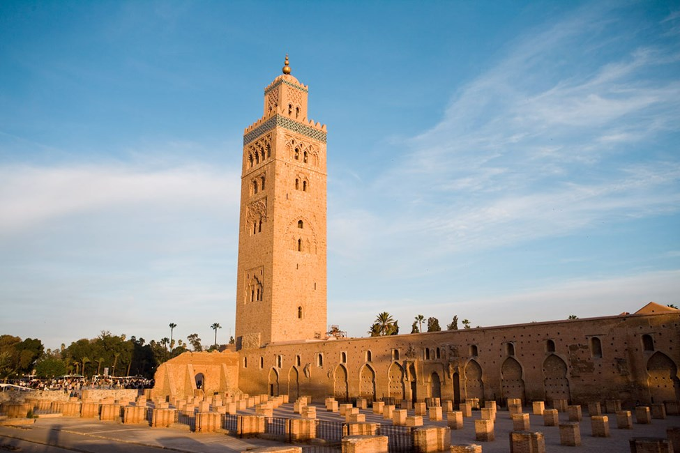 La Koutoubia-minareten