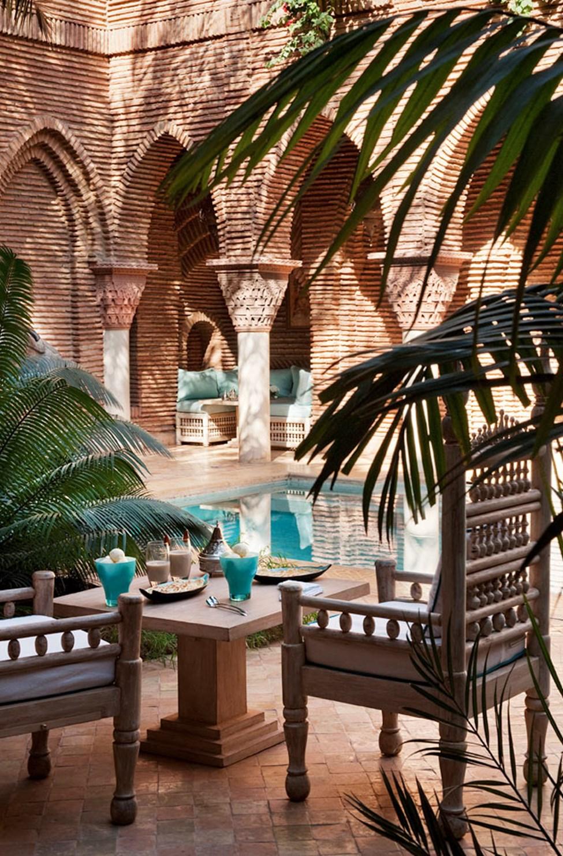 Vings Top Selection-hotell La Sultana Marrakech.