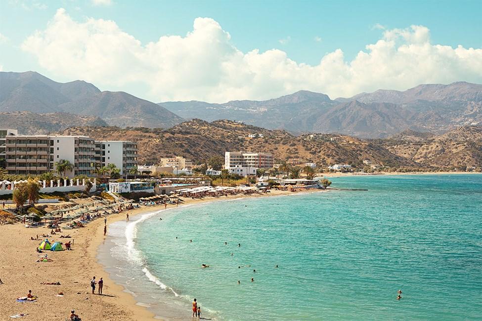 Pigadia beach