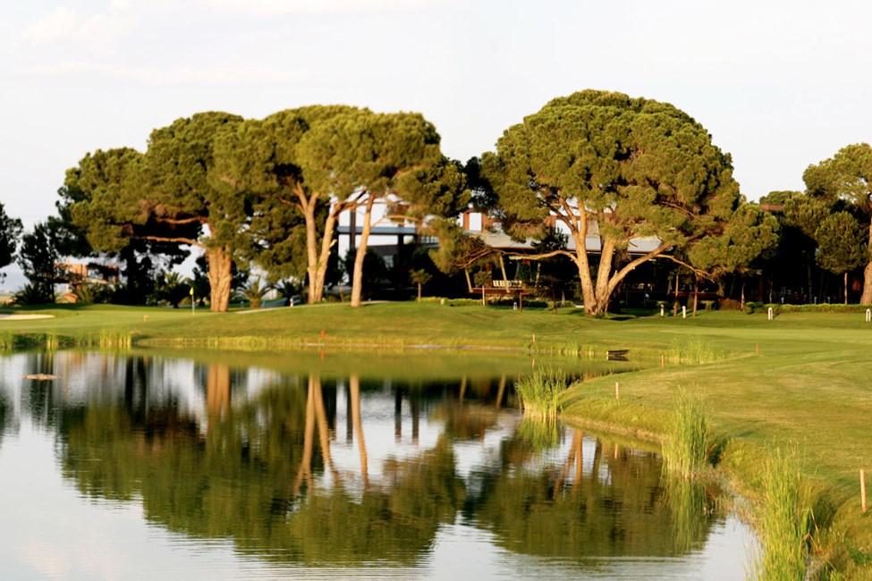 "Gloria Golf Resort Golf Clubs 18-hålsbana ""The New Course"""
