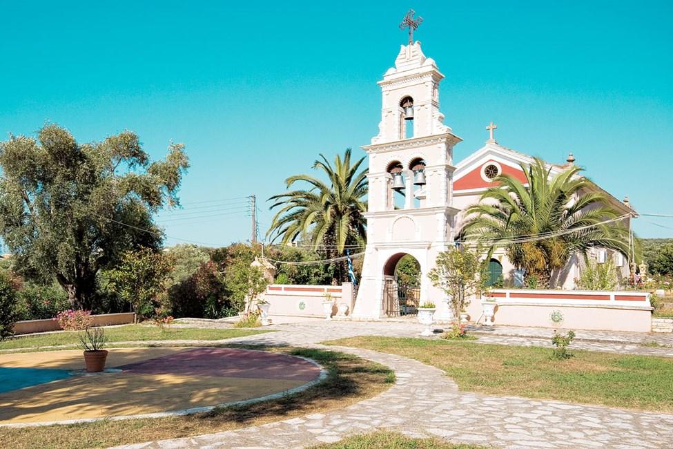 Agios Spiridonas