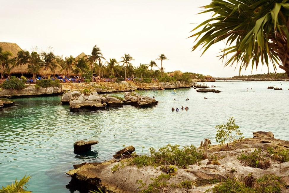 Det karibiska havet bjuder både på svalka och dykning i världsklass