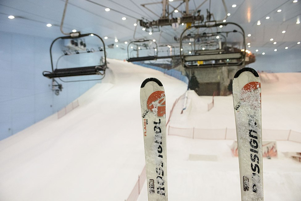 Ski Dubai, Mall of Emirates