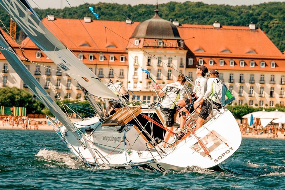 Båtturer och vattensporter i Sopot