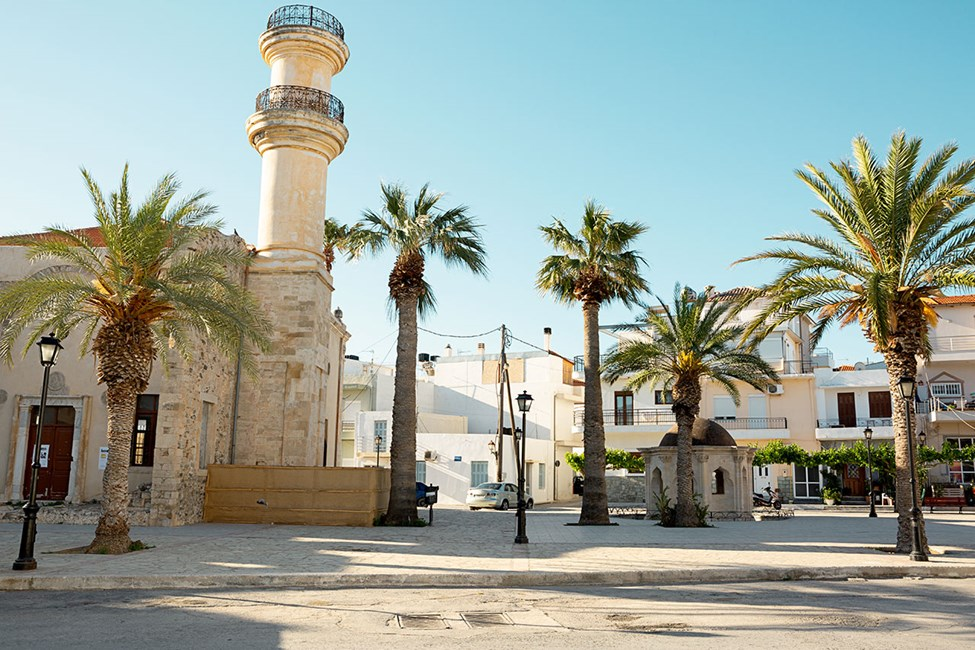 Den gamla Ottomanska moskén