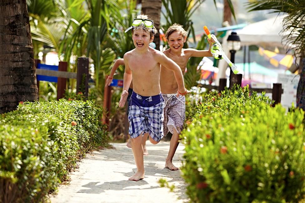 Sunwing Kamala Beach är paradiset för barnfamiljer