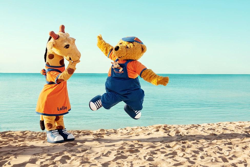 Lollo & Bernie bor på Sunwing Bangtao Beach