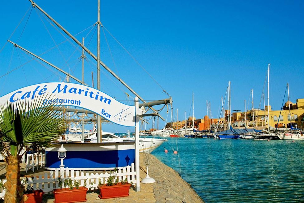 Marinan i El Gouna