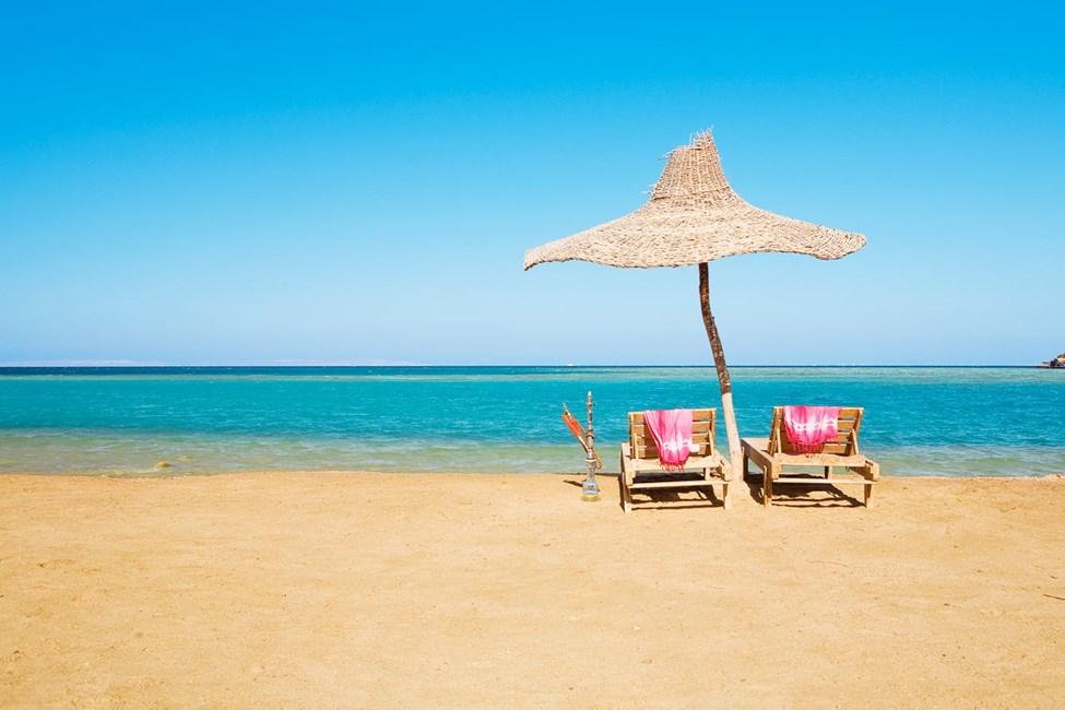 Paradise Beach, Hurghada