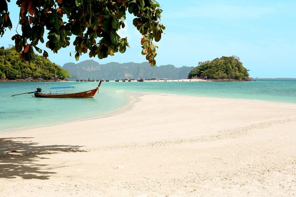 Chicken Island och Tup Island