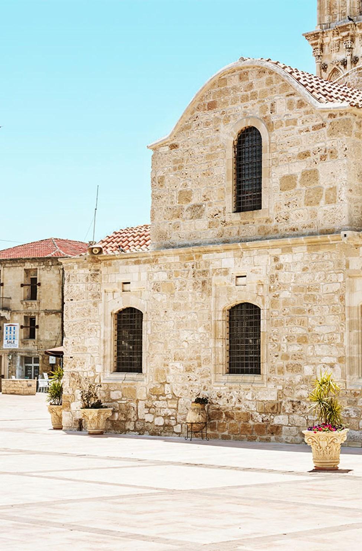 Saint Lazarus kyrka