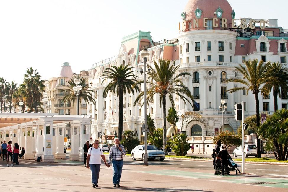 Promenade des Anglais Hotel Negresco