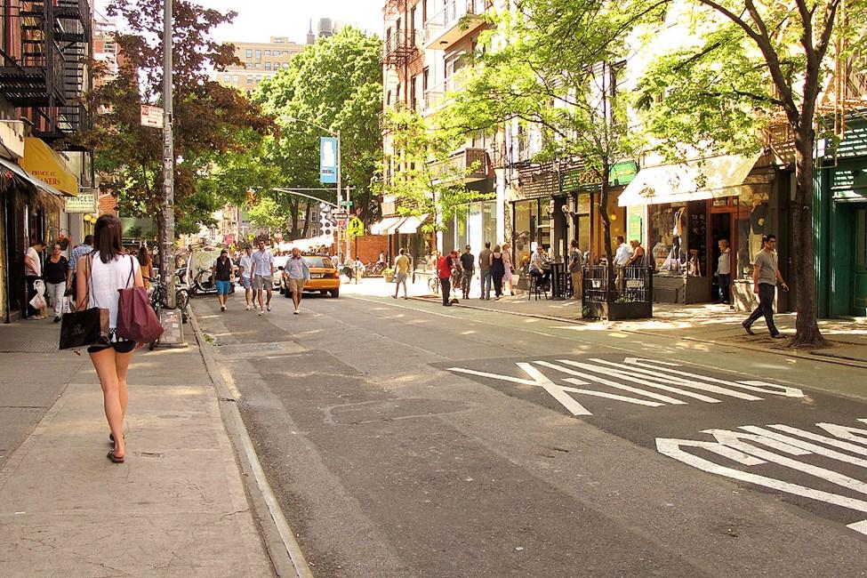 Prince Street, Soho