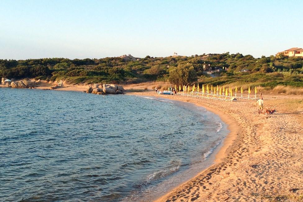 Baia Sardinia på Costa Smeralda
