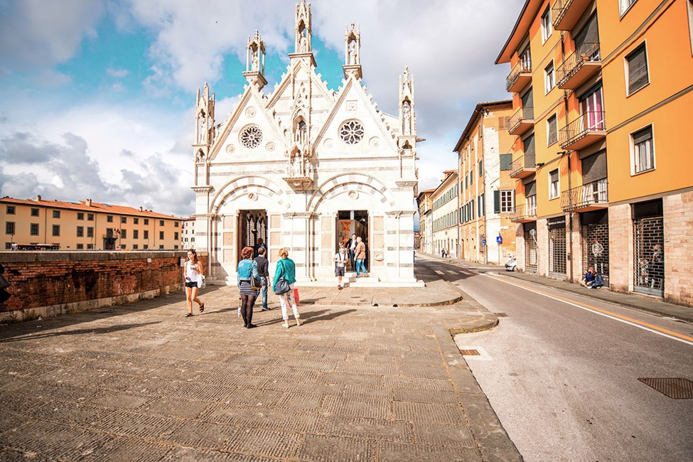 Katedralen Santa Maria della Spina