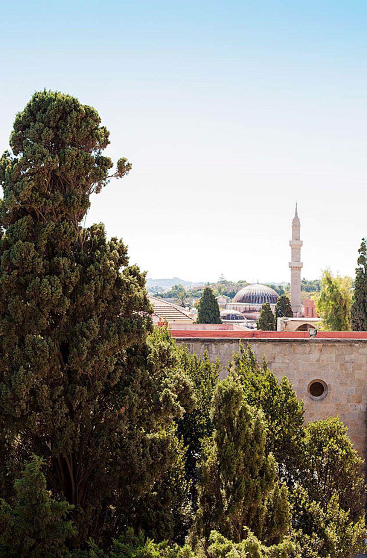Utsikt från Stormästarens palats