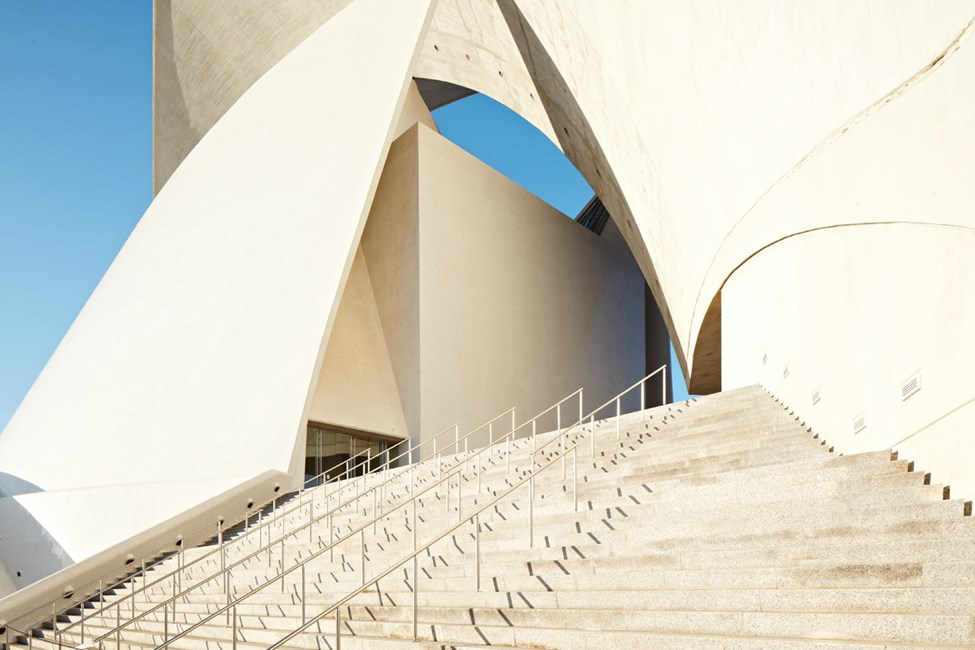 Konserthallen Auditorio de Tenerife
