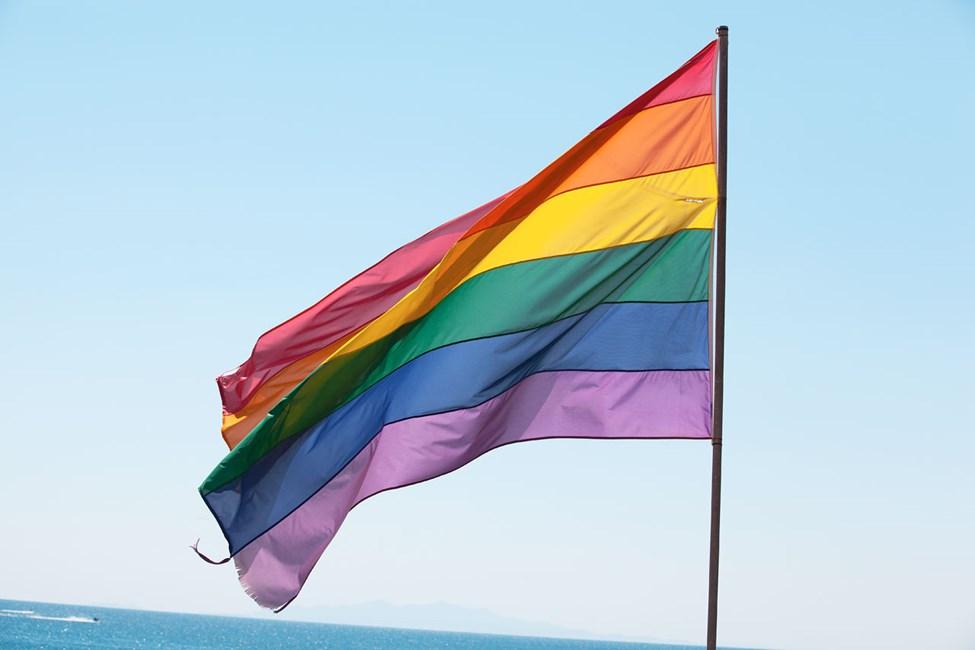 I Tel Aviv firas varje år mellanösterns största Pride-festival