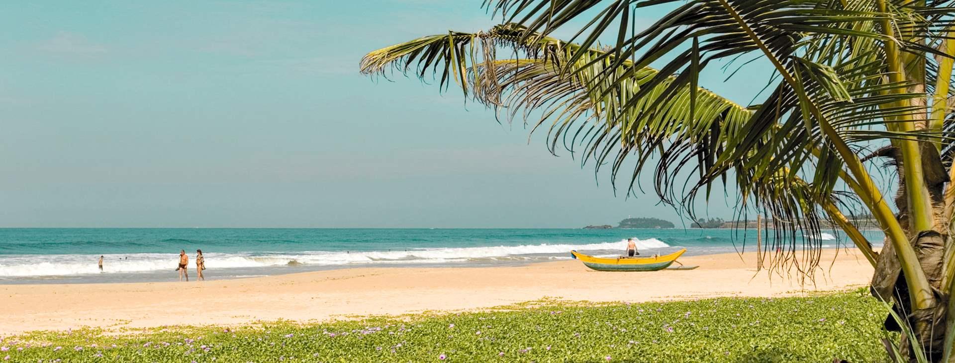Boka din resa till Bentota i Sri Lanka med Ving