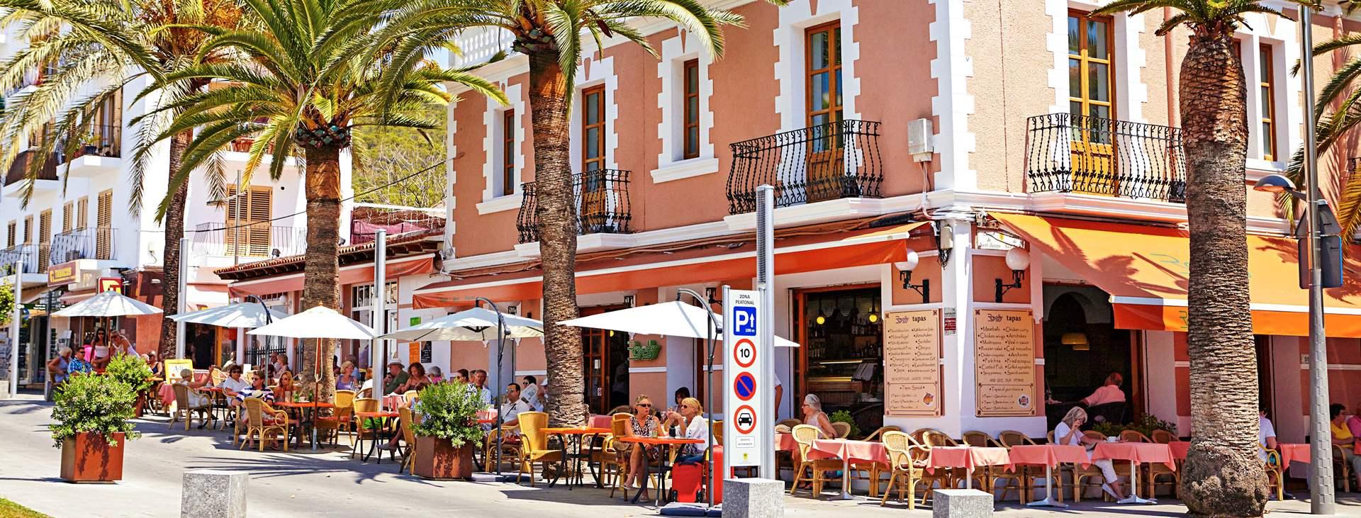 Boka din resa till Santa Eulalia på Ibiza med Ving