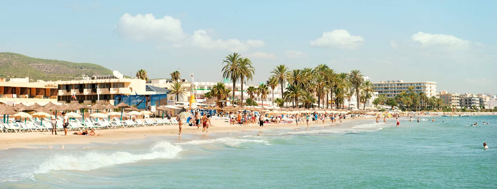 Boka din resa till Playa d´en Bossa På Ibiza med Ving
