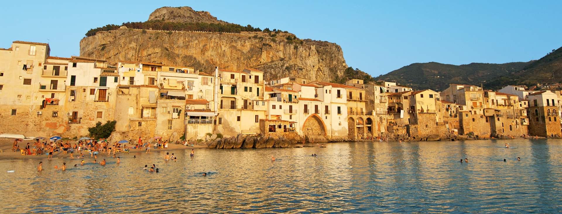 Boka din resa till Cefalu på Sicilen med Ving