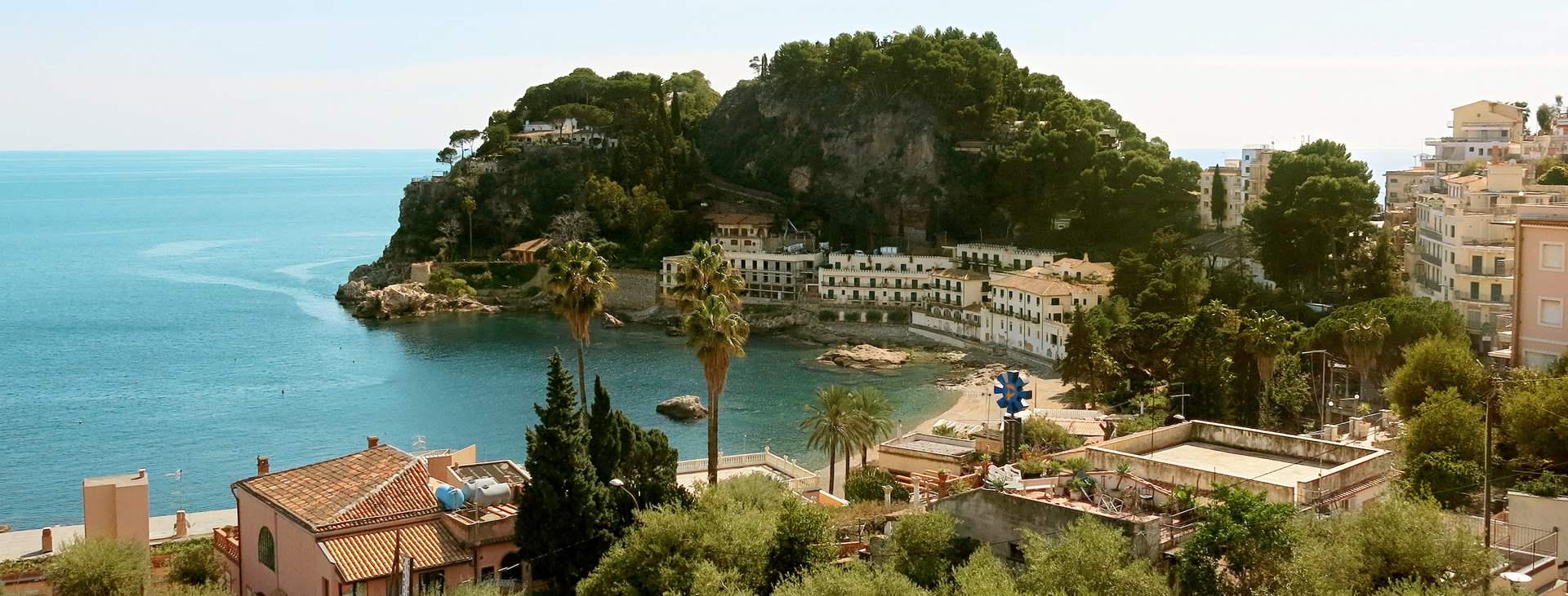 Boka din resa till Taormina på Sicilien med Ving