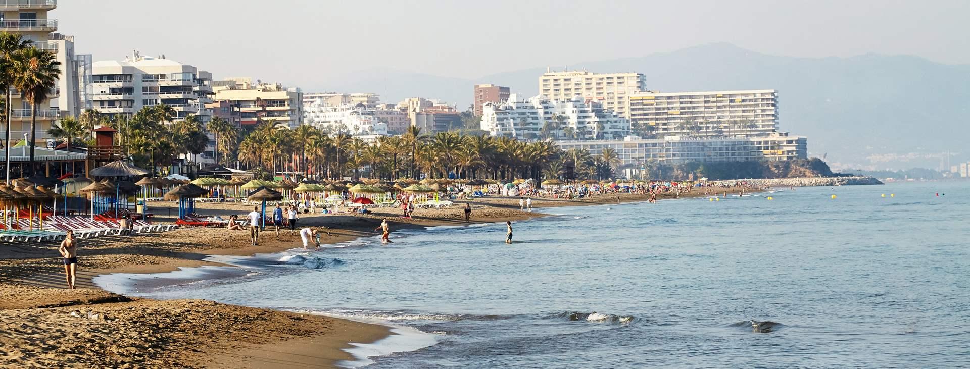 Boka din resa till Benalmadena på Costa del Sol med Ving