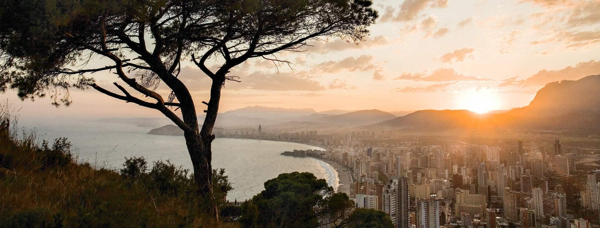 Boka en resa till Benidorm i Spanien med Ving