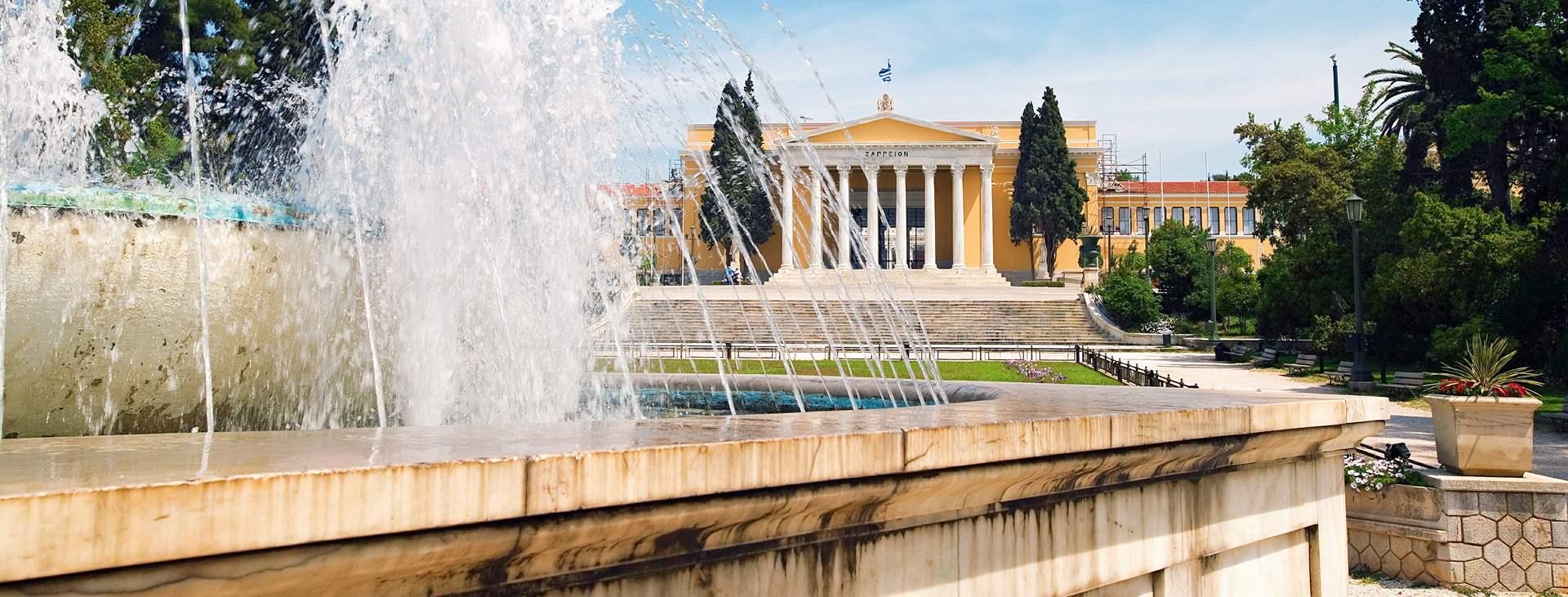 Boka din resa till Aten i Grekland med Ving