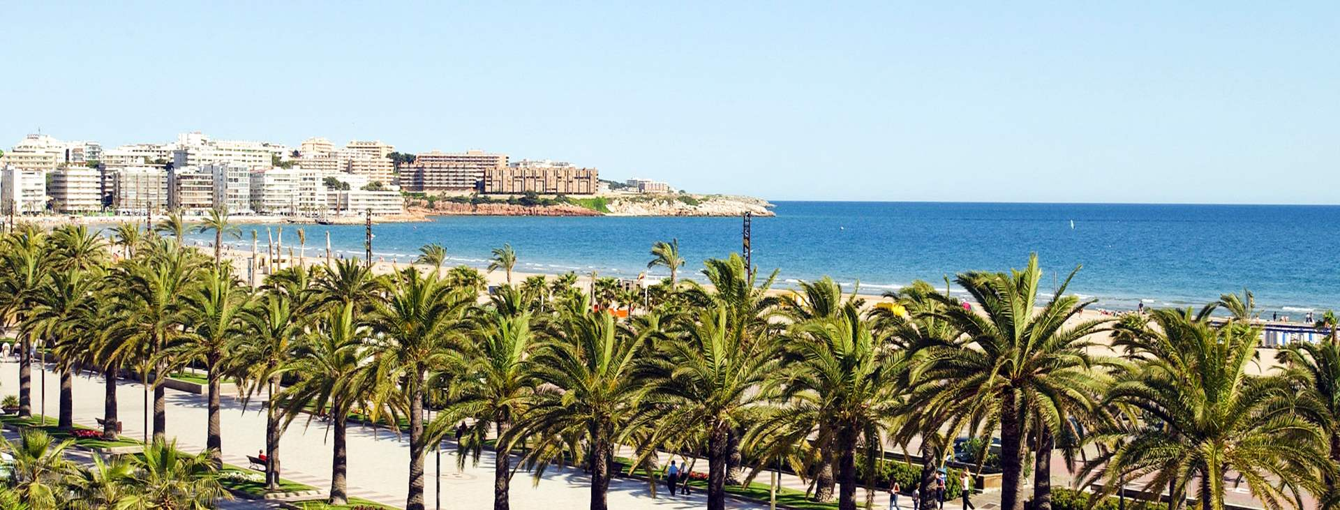 Resor till Salou på Costa Dorada i Spanien