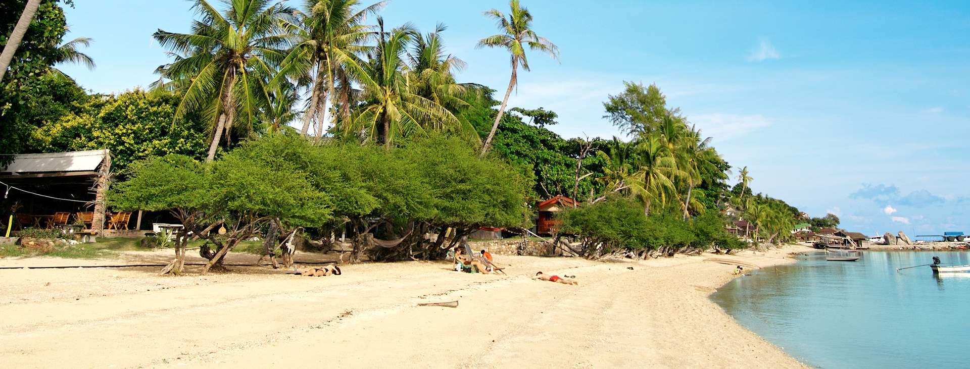 Boka din resa till Koh Phangan med Ving