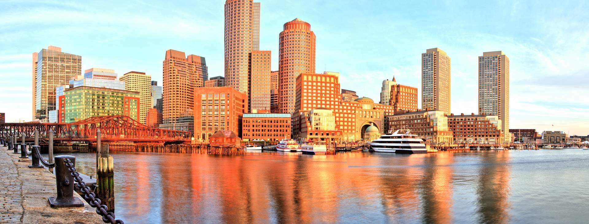 Boka en resa till Boston i USA med Ving