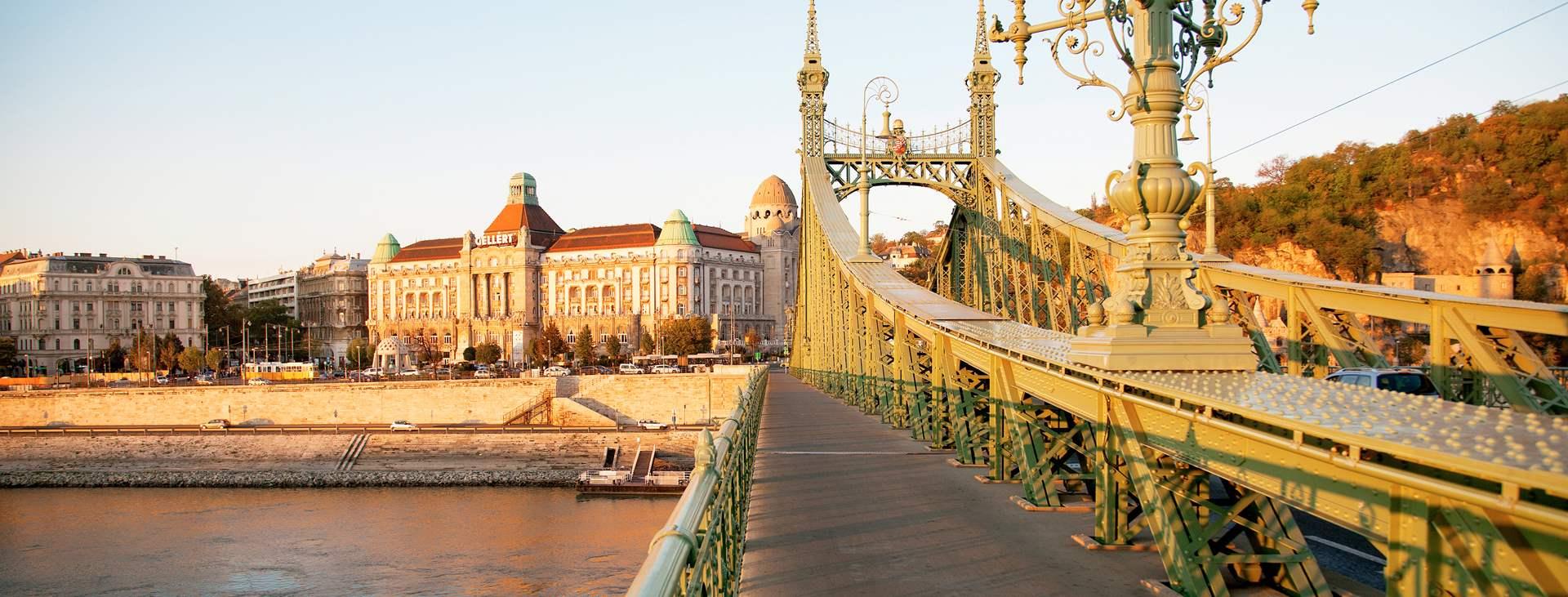 Resor till Budapest i Ungern