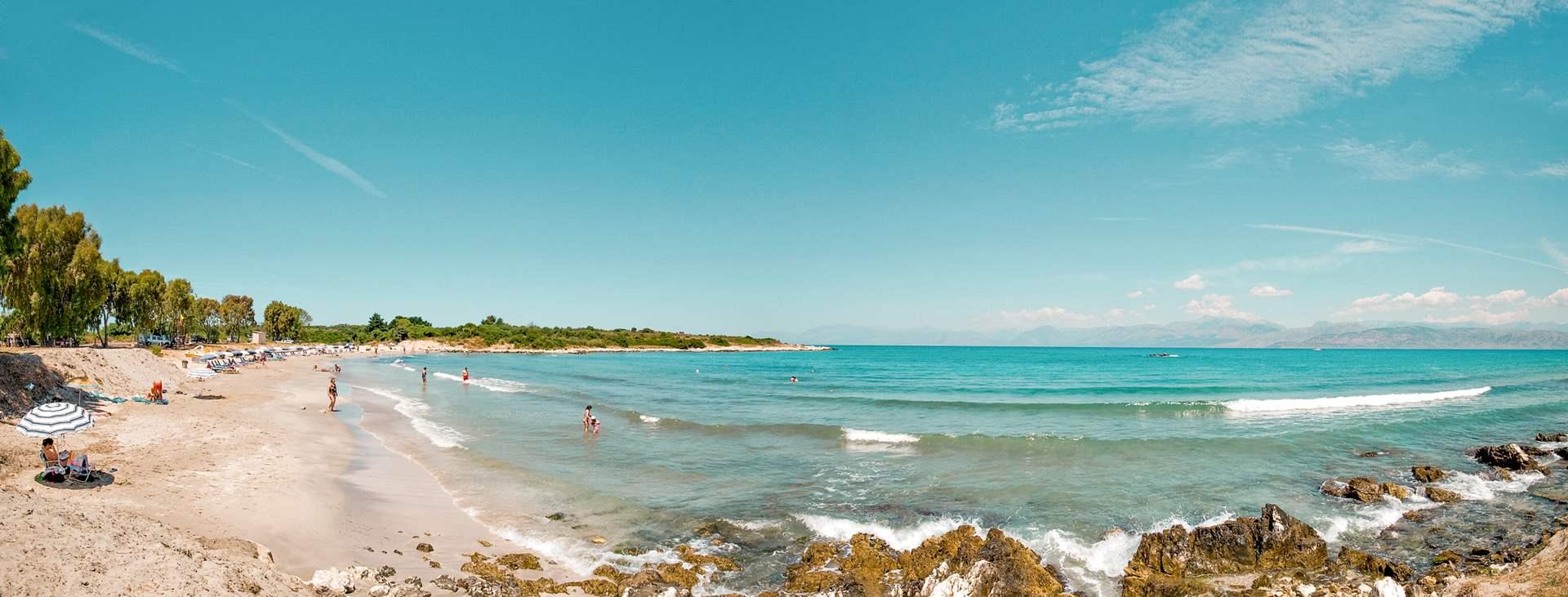 Boka din resa till Acharavi på Korfu med Ving
