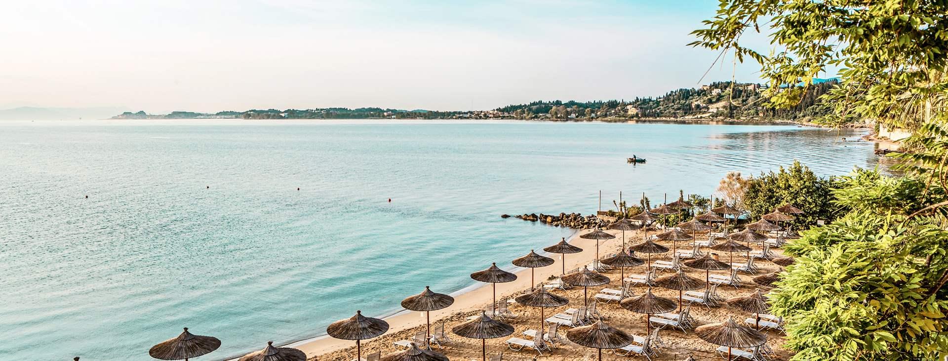 Boka din resa till Gouvia på Korfu med Ving