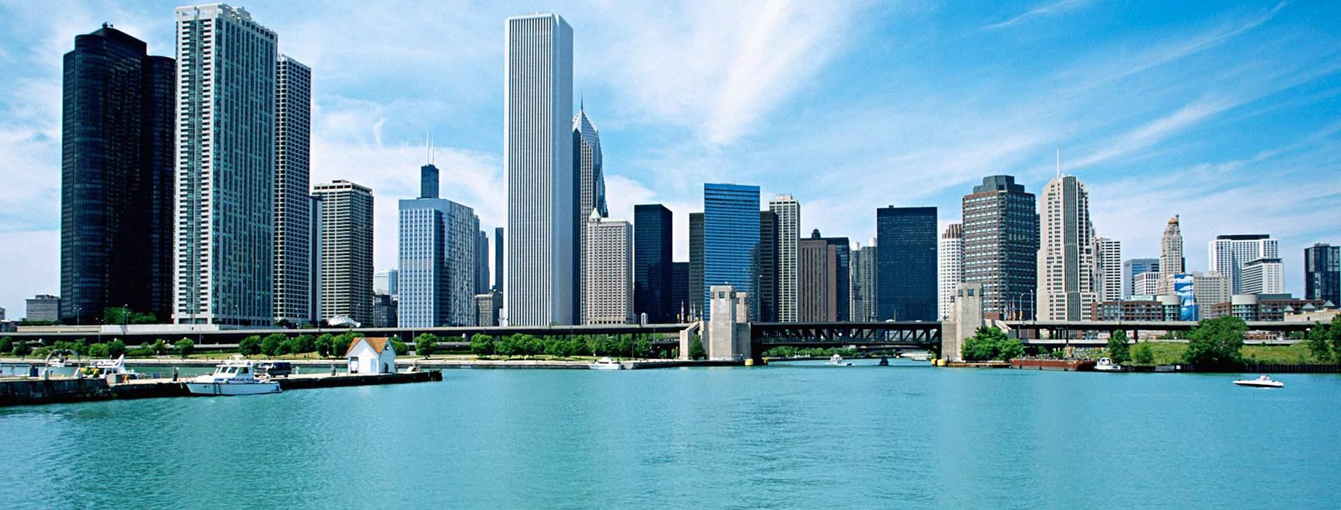 Boka en resa till Chicago i USA med Ving