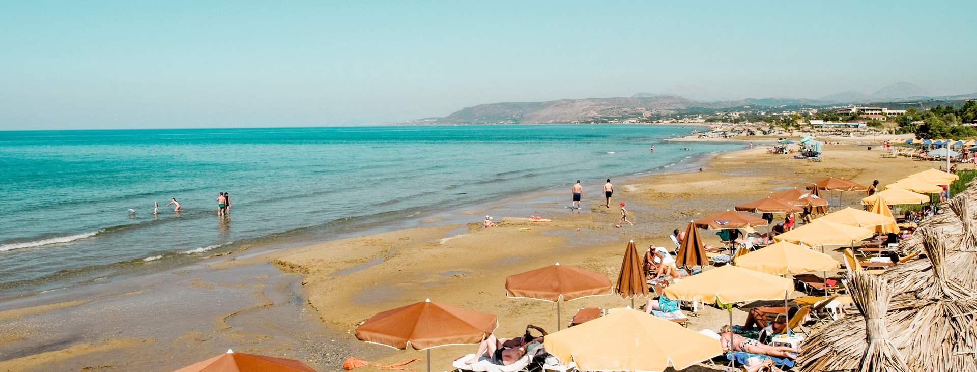 Resor till Georgioupolis i Grekland
