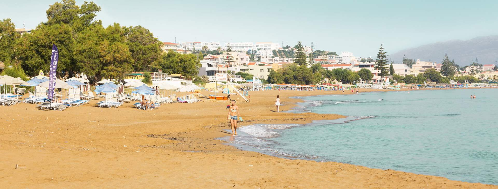 Resor till Kato Stalos & Kalamaki i Grekland