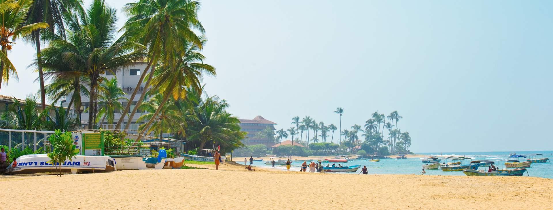Boka din resa till Hikkaduwa på Sri Lanka med Ving